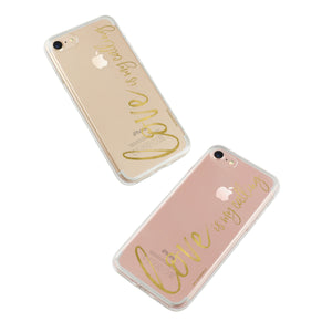"""Love Is My Calling"" Phone Case - Saylor Design Co"