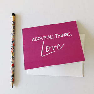 Love Cards - Saylor Design Co