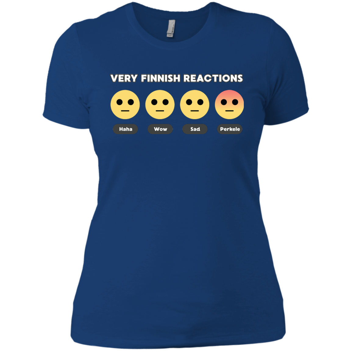 Ladies' Boyfriend T-Shirt | Reactions