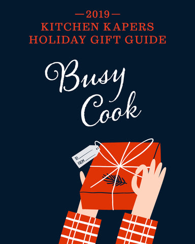 Gifts for Busy Cooks