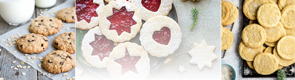 3 Holiday Cookie Recipes