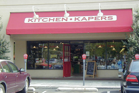 About Us Kitchenkapers