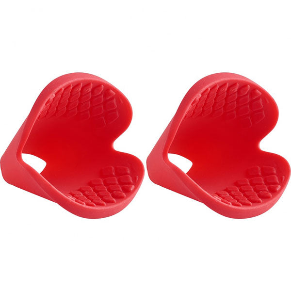 Set of 2 Red Pinch Grips