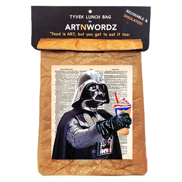 ArtNWordz Reusable Lunch Bag