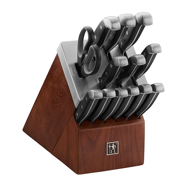 Henckels International Statement Self-Sharpening Knife Block Set