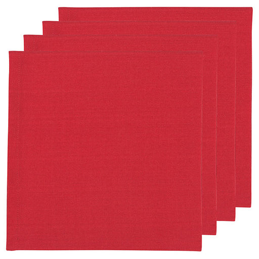 Now Designs Renew Set of 4 Chili Napkins