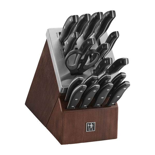 Henckels International Definition Self-Sharpening Knife Block Set