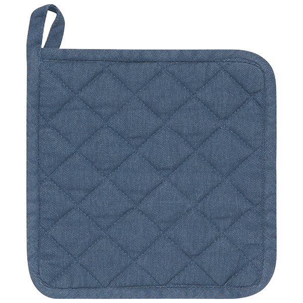 Now Designs Midnight Stonewash Potholder