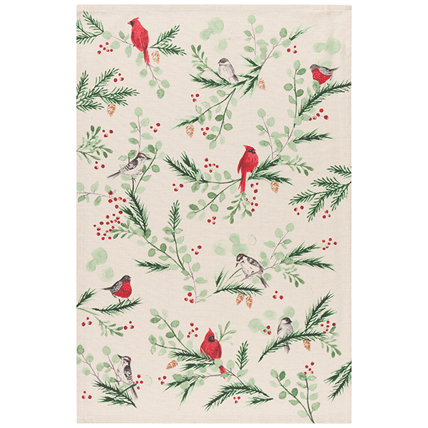 Now Designs Forest Birds Towel