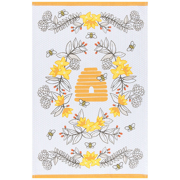 Now Designs Set of 2 Bees Towels