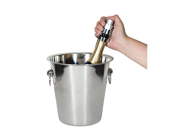 Champagne Stopper with Pump