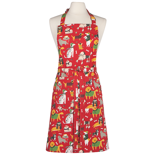 Now Designs Yule Dogs Apron