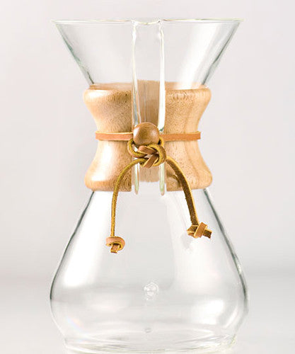 Chemex Classic Glass Coffee Maker