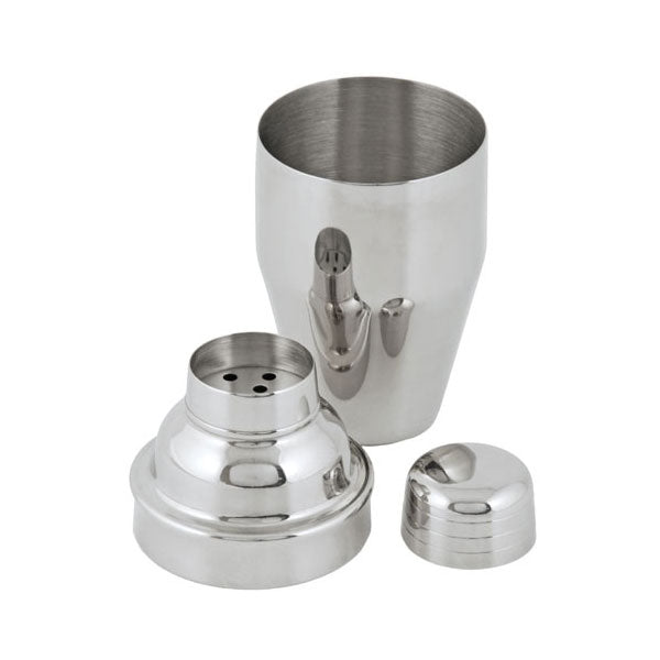 True Fabrications 8.5 oz Stainless Steel Cocktail Shaker