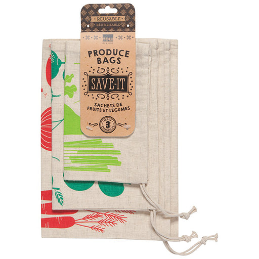 Now Designs Set of 3 Produce Bags
