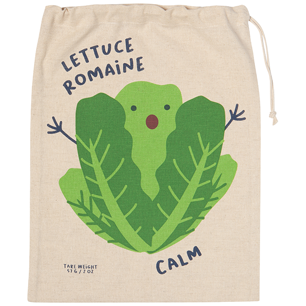 Now Designs Set of 3 Funny Foods Produce Bags