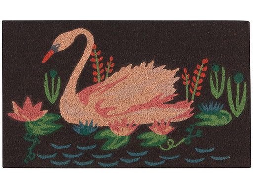 Now Designs Swan Lake Doormat