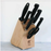 Zwilling J.A. Henckels Four Star Anniversary 8 piece Knife Block Set