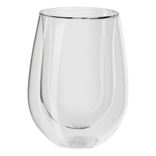 Zwilling Buy 6 Get 8 Sorrento Double Wall Stemless White Wine Glasses