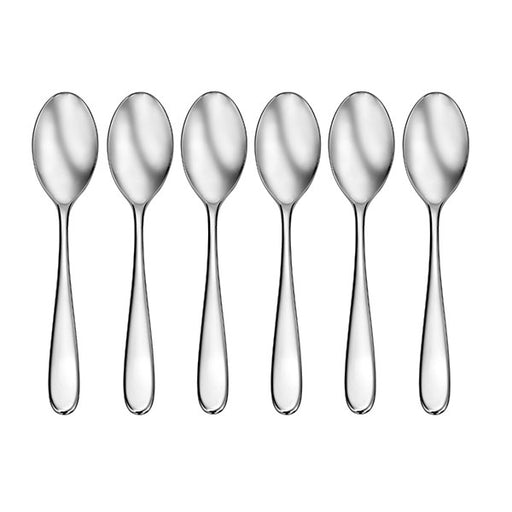 CraftKitchen Set of 6 Classic Teaspoons