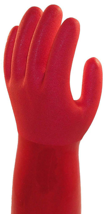 Red True Blue Gloves