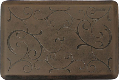 "Bella 3"" x 2"" Antique Wellness Mat"
