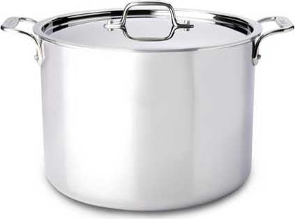 All Clad Stainless Steel Stockpot