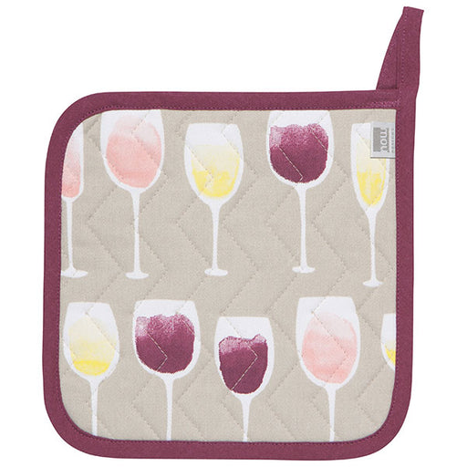 Wine Tasting Potholder