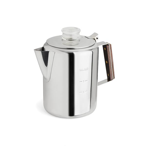 9 Cup Stovetop Stainless Steel Percolator