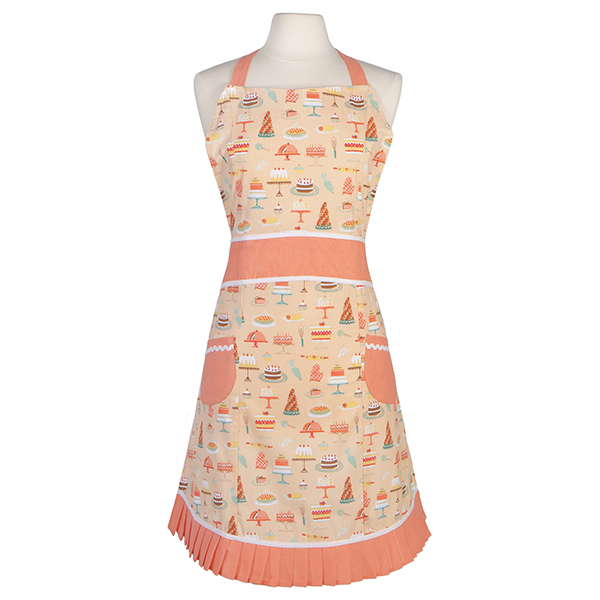 Betty Cake Walk Apron