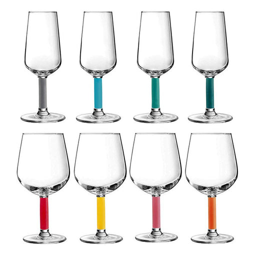 Luminarc Lumikit 24 Piece Wine Glass Kit