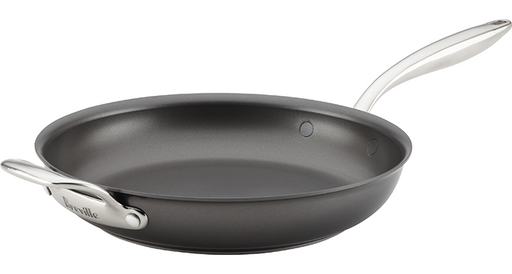Breville Thermal Pro® Hard Anodized Open Skillet