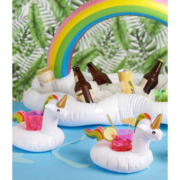 Set of 2 Unicorn Drink Floaties