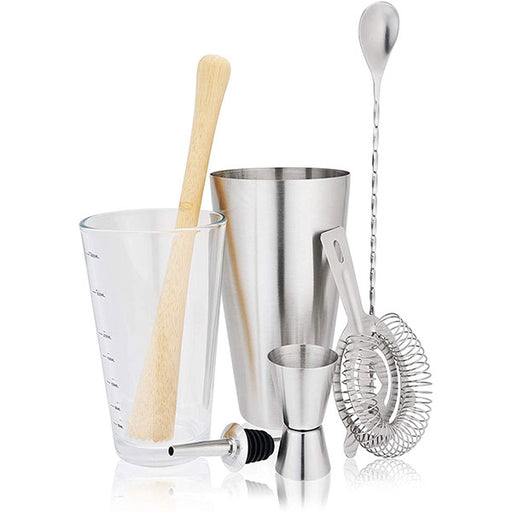 7 Piece Barware Set