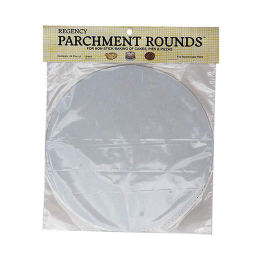 "Regency Wraps 10"" Parchment Rounds"