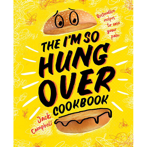 I'm So Hungover Cookbook