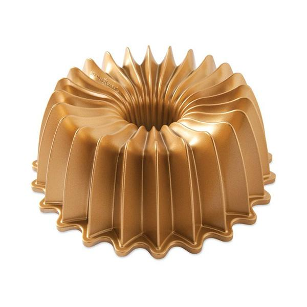 Nordicware Gold Brilliance Bundt Pan
