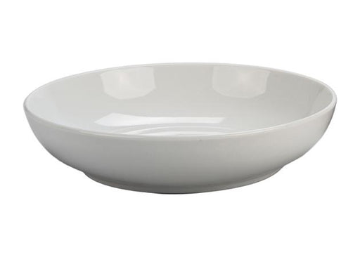 "8.75"" White Palermo Bowl"