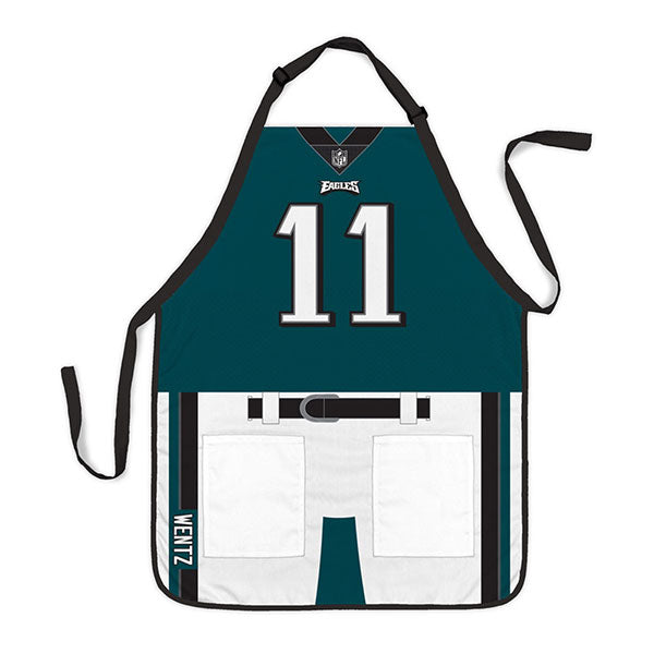 Party Animal Wentz Eagles Apron