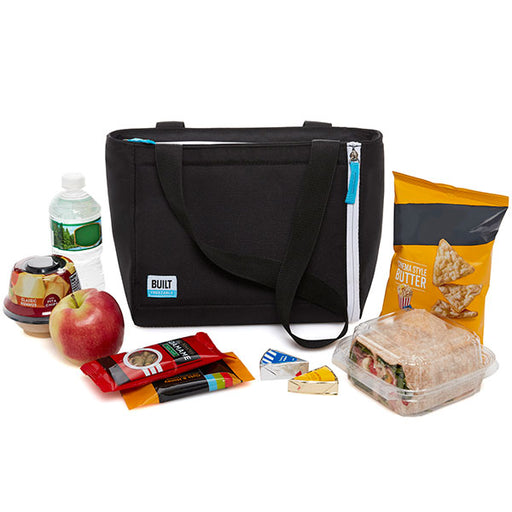 Built NY Icehouse Frost Lunch Tote Black