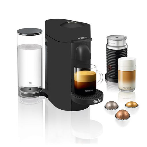 Delonghi Nespresso Vertuo Plus Bundle