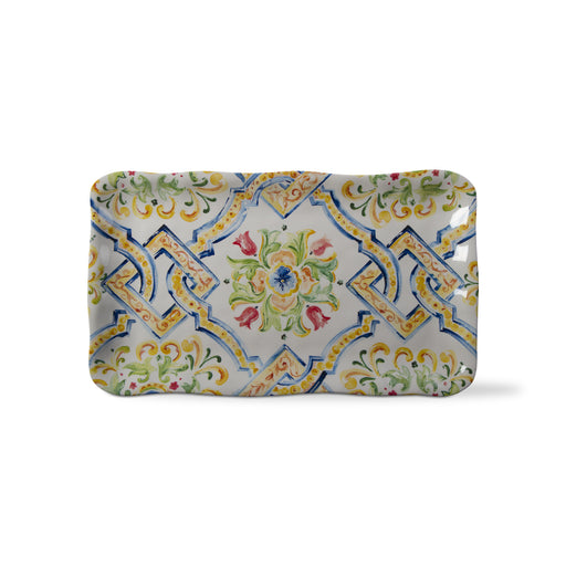 Capri Veranda Rectangle Platter