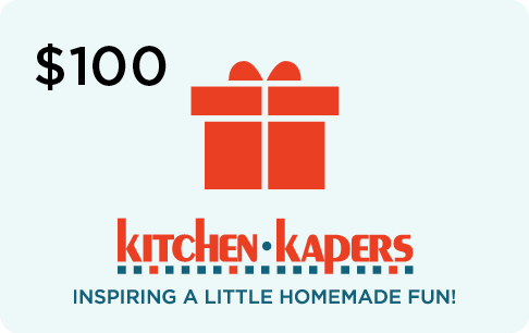 Kitchen Kapers eGift Card