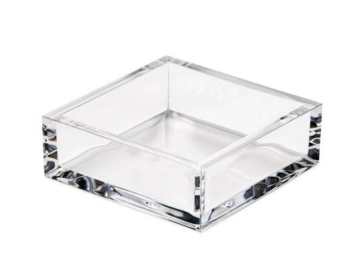 Caspari Acrylic Crystal Cocktail Napkin Holder