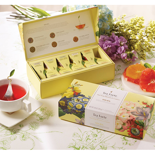 Tea Forte Soleil Petite Gift Box Assortment