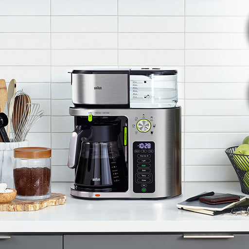 Braun 10 Cup Multiserve Brewing System
