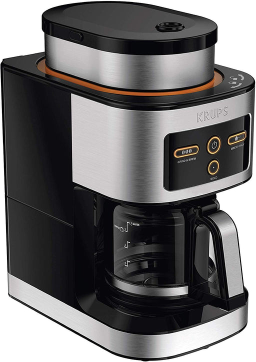 Krups Personal Cafe Grind&Brew Coffee Maker
