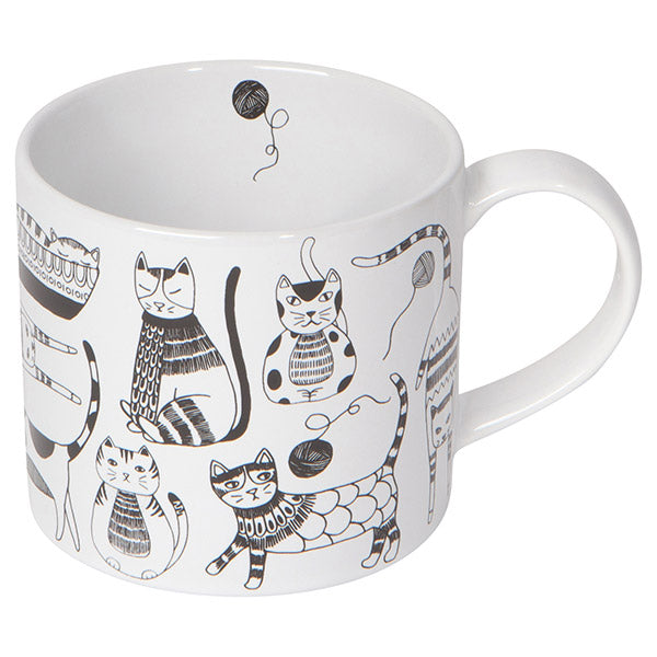 Now Designs Purr Party Boxed Mug