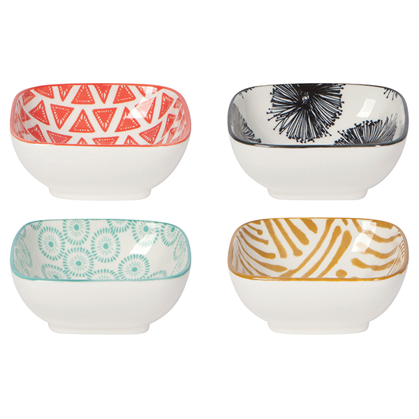 Now Designs Set of 4 Mix & Prep Bowls