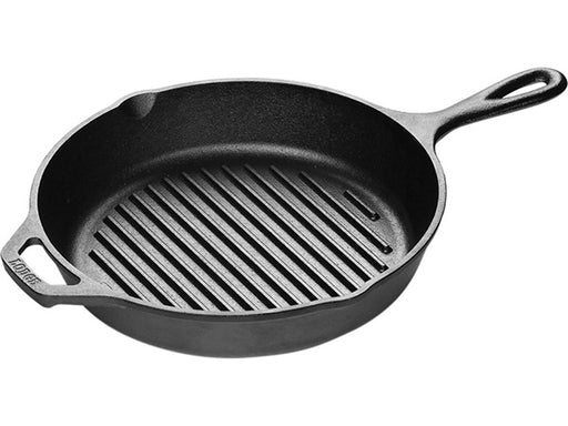 "Lodge LOGIC 10.25"" Cast Iron Grill Pan"